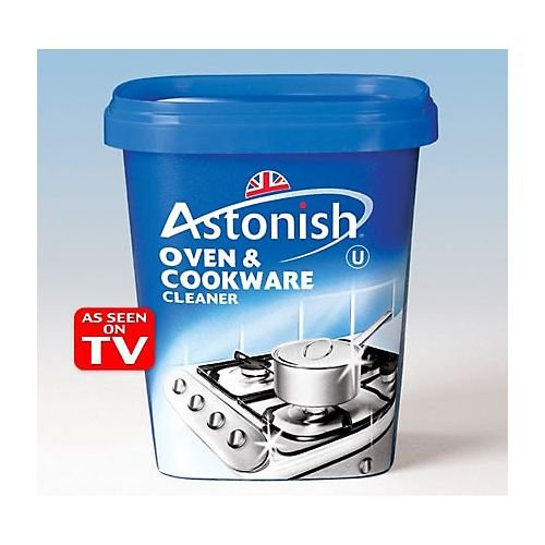 Astonish oven and cookware cleaner 500g kitchen and cookware for Oven cleaner on kitchen countertops