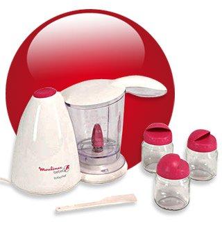 moulinex baby chef baby food processor maker kitchen. Black Bedroom Furniture Sets. Home Design Ideas