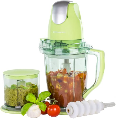 Are Blenders And Food Processors Interchangeable