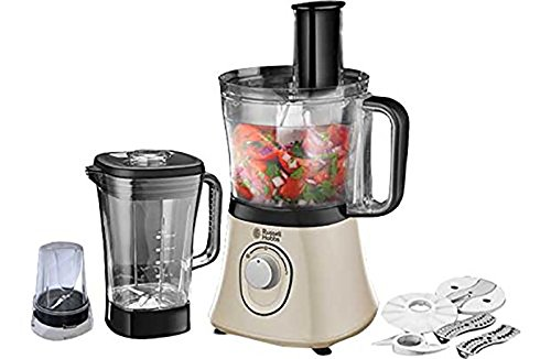 russell hobbs 19003 creations food processor white 116656711 kitchen and cookware. Black Bedroom Furniture Sets. Home Design Ideas