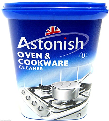 Astonish Oven Amp Cookware Cleaner Tub Cleaning Paste