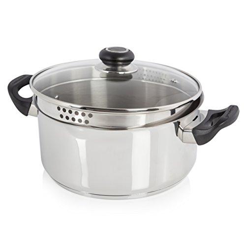 Morphy Richards Pots And Pans: Morphy Richards Equip Casserole Pot, 24 Cm